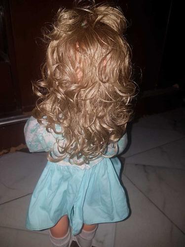 boneca bolinha de sabão estrela anos 80 em ótimo estado.