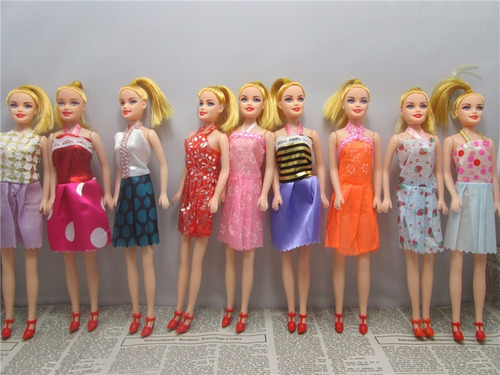 boneca brinquedo barbie