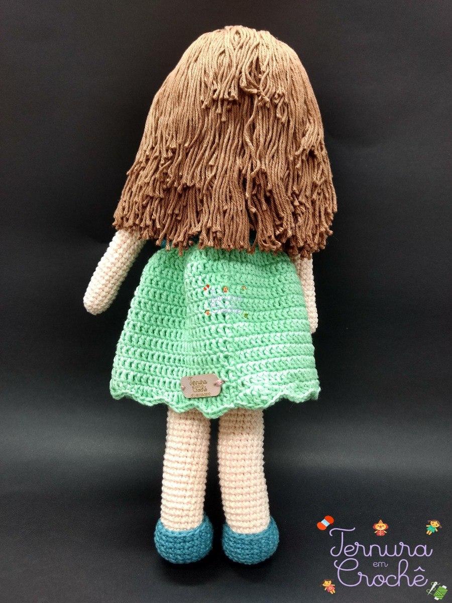 Carla Meira - YouTube | Amigurumi doll, Crochet videos, Diy crochet | 1200x900