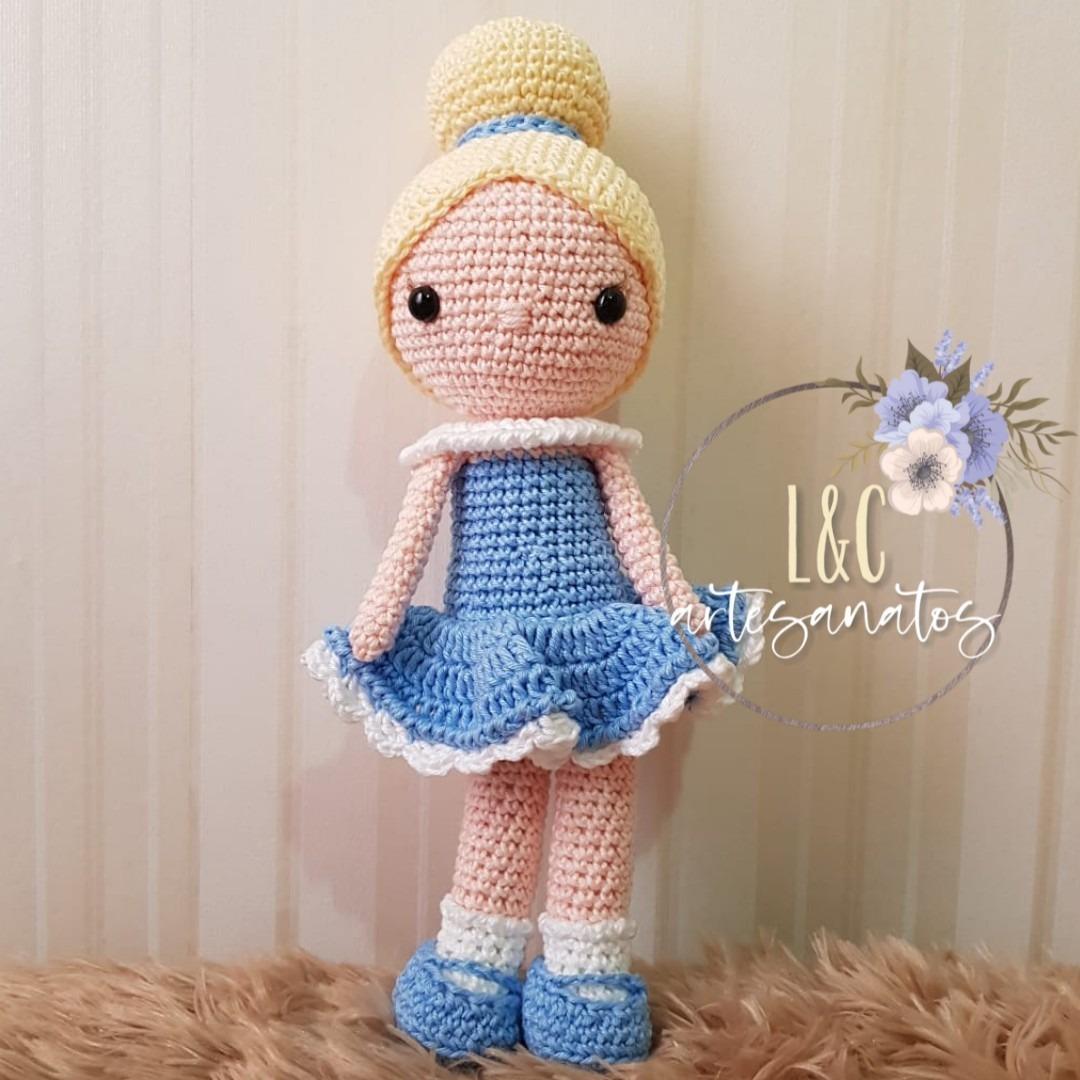 Amigurumi Boneca Chloe | Bonecas, Chloe, Amigurumi | 1080x1080