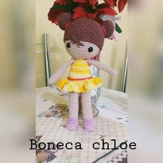 La Crocheteria - Leticia Delgado - Chloe - Spanish - Free ... | 520x520