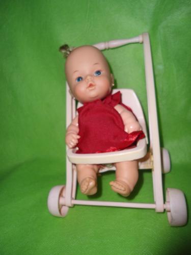 boneca chuquinha carrinho andador