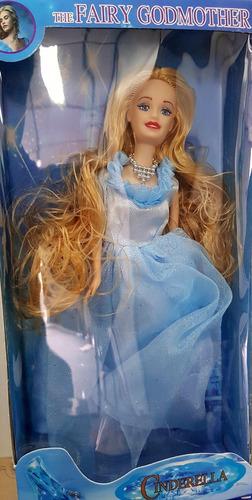 boneca cinderela 2015 festa decoração produto original