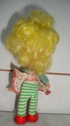 boneca coleção moranguinho maçãzinha estrela