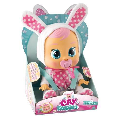 boneca cry babies coney - br528 multikids