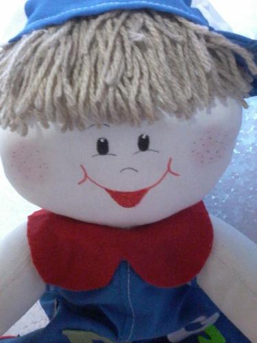 boneca de pano artesanal decoração sr.alfabeto frete gratis
