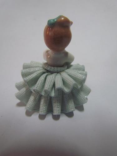 boneca de porcelana rebis ltda