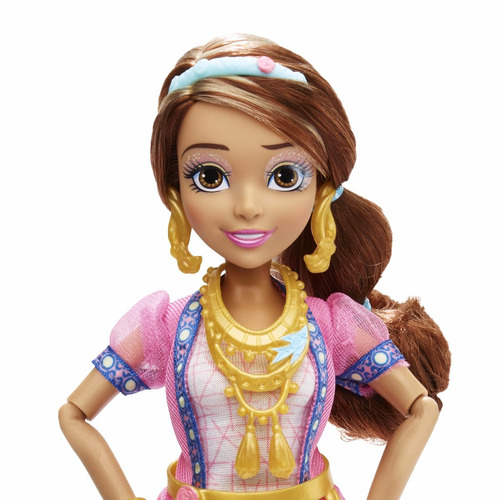 boneca disney descendants genie chic audrey b5741 hasbro