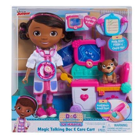 Boneca Disney Doutora Brinquedos 29 Cm Importada Eua R