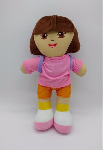 boneca dora aventureira 40 cm pelúcias