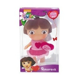 Boneca Dora Namorados Multibrink Ref 7920