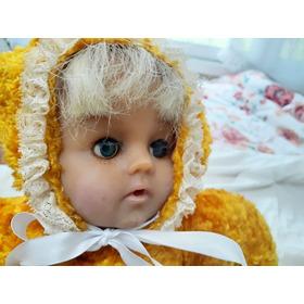 Boneca Dorminhoca Anos 60 - Leia Todo O Anúncio