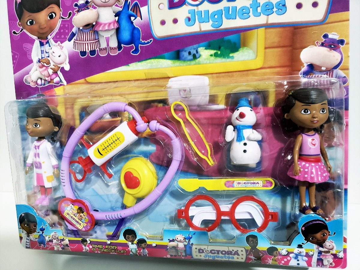Boneca Doutora Brinquedos Com Estetoscopio E Acessorios R 39 98