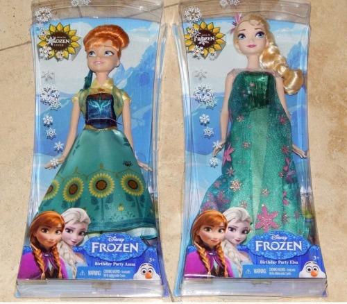 4fa6203036 Boneca Elsa Frozen Febre Congelante-mattel-prontaentrega - R  124