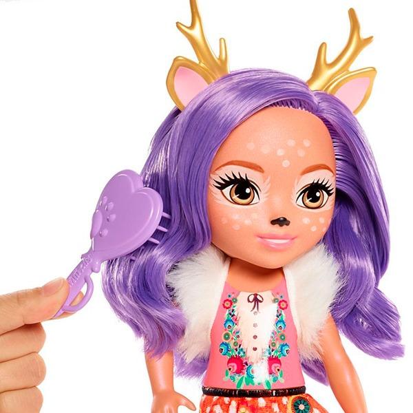 b3dff761c20 Boneca Enchantimals - Danessa Deer E Sprint - Mattel Mattel - R$ 136 ...