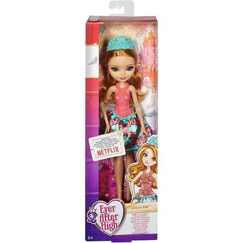boneca ever after high  ashlynn ella  mattel caixa promoção