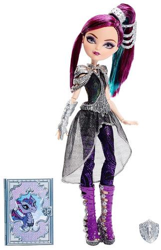 boneca ever after high - jogo de dragões - raven queen
