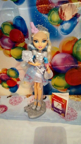 boneca ever after high rebel -darling charming-mattel
