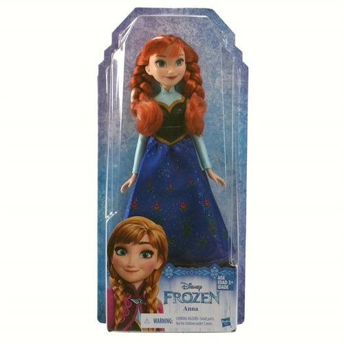 boneca - frozen anna - hasbro