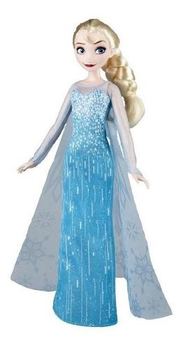 boneca frozen classica elsa - hasbro e0315