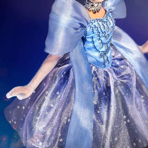 boneca hasbro disney princesas style series cinderella e9043