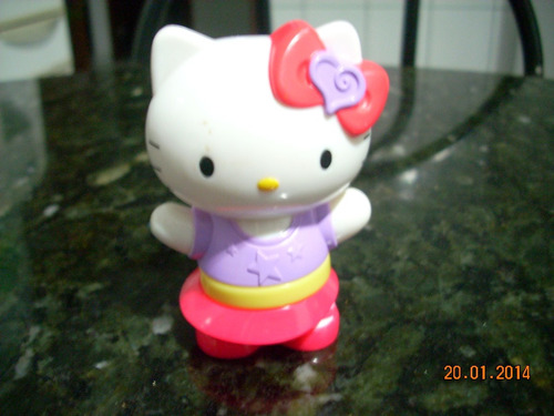 boneca hello kitty mc donald a corda