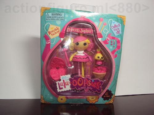 boneca importada mini lala-oopsies littles princess [act880]