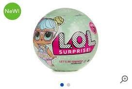 boneca lacrada lol l.o.l. surprise doll unidade bola sortida