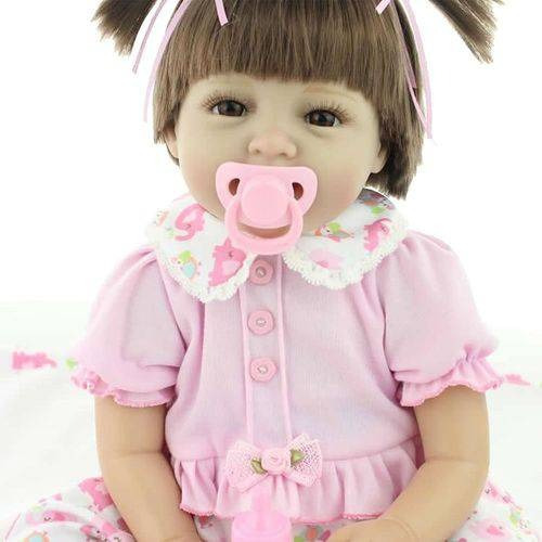 boneca laura baby sophia - bebe reborn