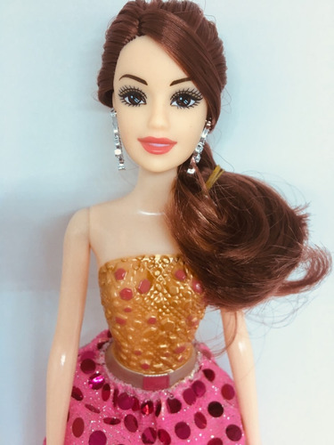 boneca linda fantasia de fada importada pronta entrega já