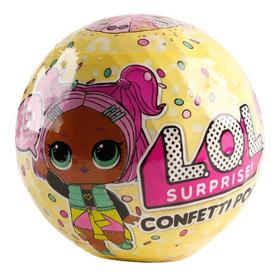 Boneca Lol Confetti Pop Surprise Doll Série 3 - L.o.l