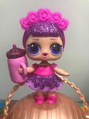 boneca lol rara serie 2 wave 1 sugar queen original aberta