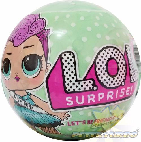 boneca lol surpresa série 2 original mga importada envio hj