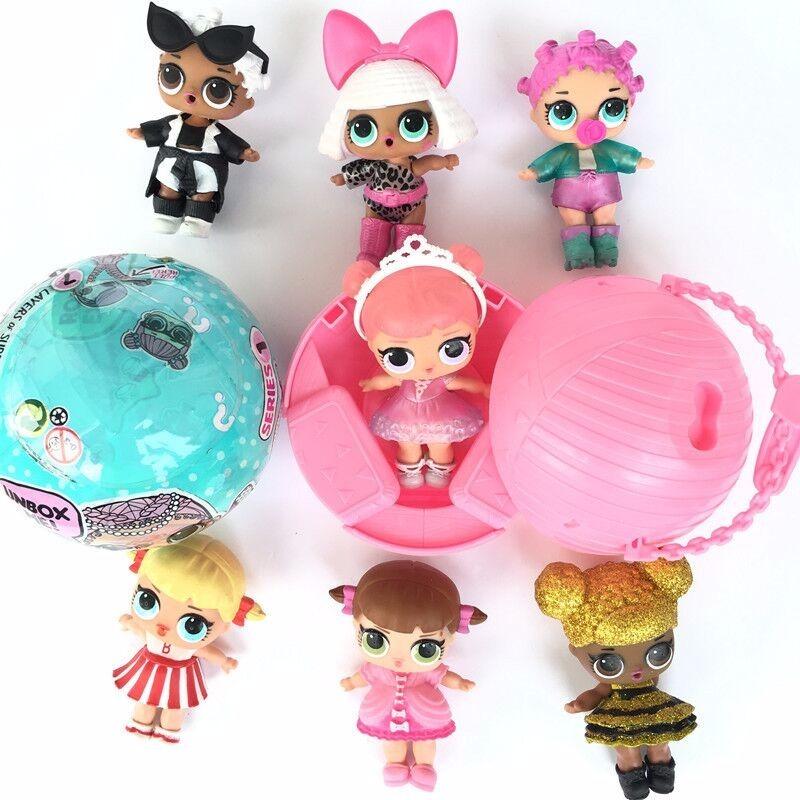 Toys For Girls Lol : Boneca lol surpresa surprise série bola grande imediato