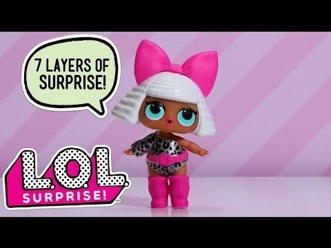 Boneca lol surpresa surprise serie 1 lol diva aberta - Diva lol surprise ...