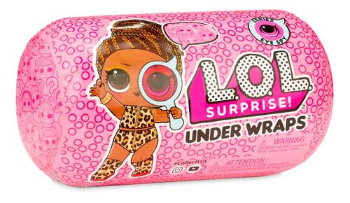 boneca lol surpresa under wraps  - candide