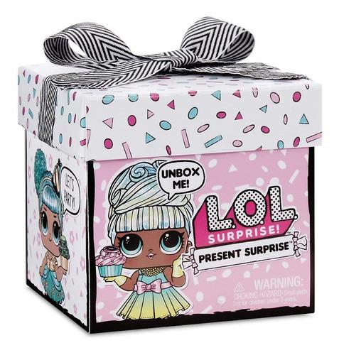 boneca lol surprise candide presente surpresa