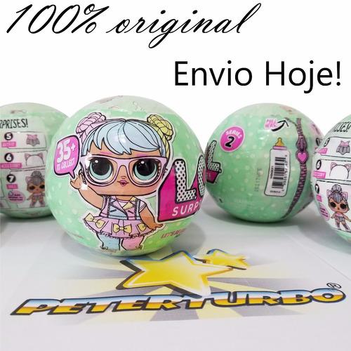 boneca lol surprise grande a única 100% original candide mga