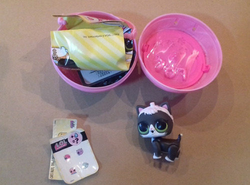boneca lol surprise pets fresh feline serie 3 bonellihq c18