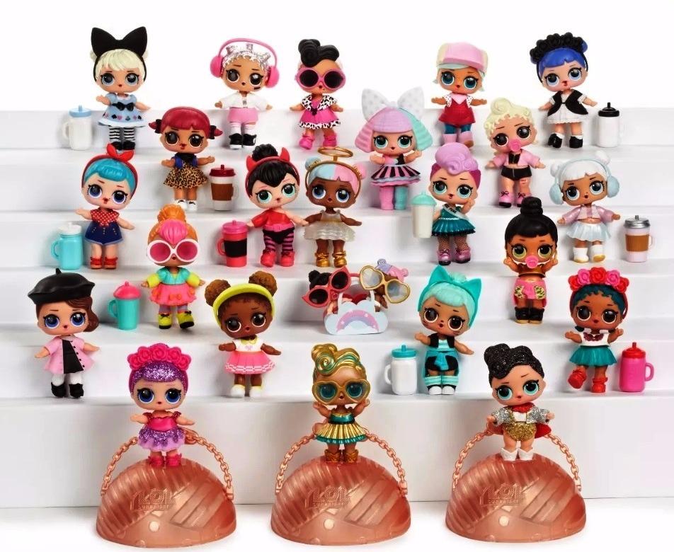Lol Surprise Baby Dolls Series 2
