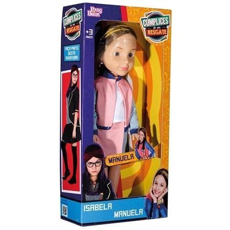 boneca manuela - uliví