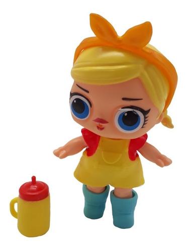 boneca masha musical + boneca com acessório e roupa