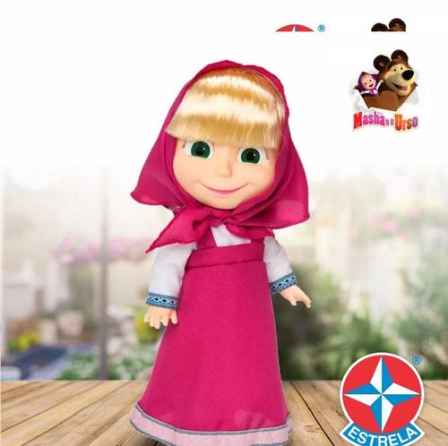 boneca masha que fala original da estrela
