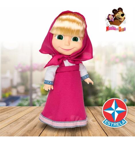 boneca masha que fala original da estrela promoção
