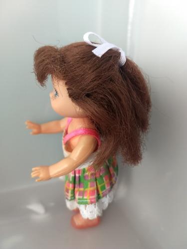 boneca melissinha antiga raridade