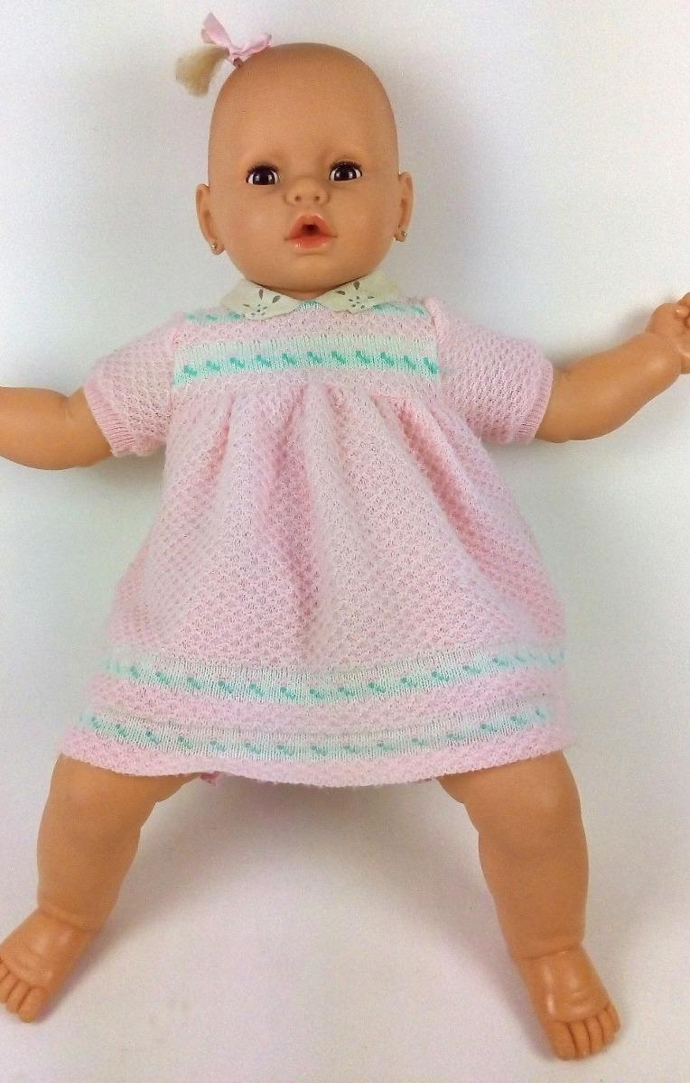 Boneca Meu Bebê Bebezão Antigo Da Estrela Anos 80