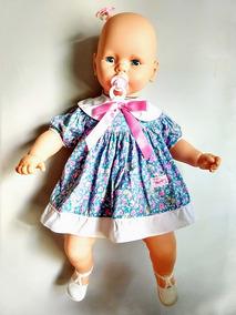 Boneca Meu Bebê Estrela 65cm Raridade Dos Anos 80