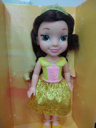 boneca minha princesa real disney bella 30cm 6504 mimo