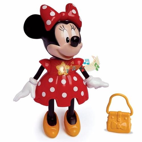 boneca minnie conta historias - 856 - elka