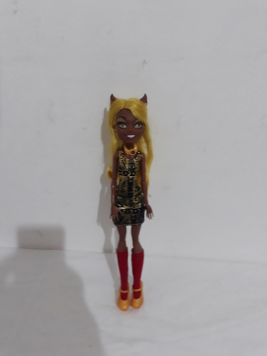 boneca monster high  #4